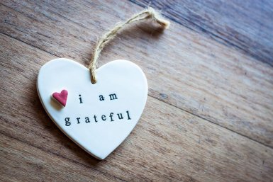 Practicing Gratitude in Difficult Times
